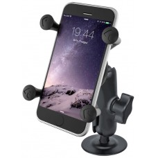 Adhesive Flex Mount with Universal X-Grip® Cell Phone Holder